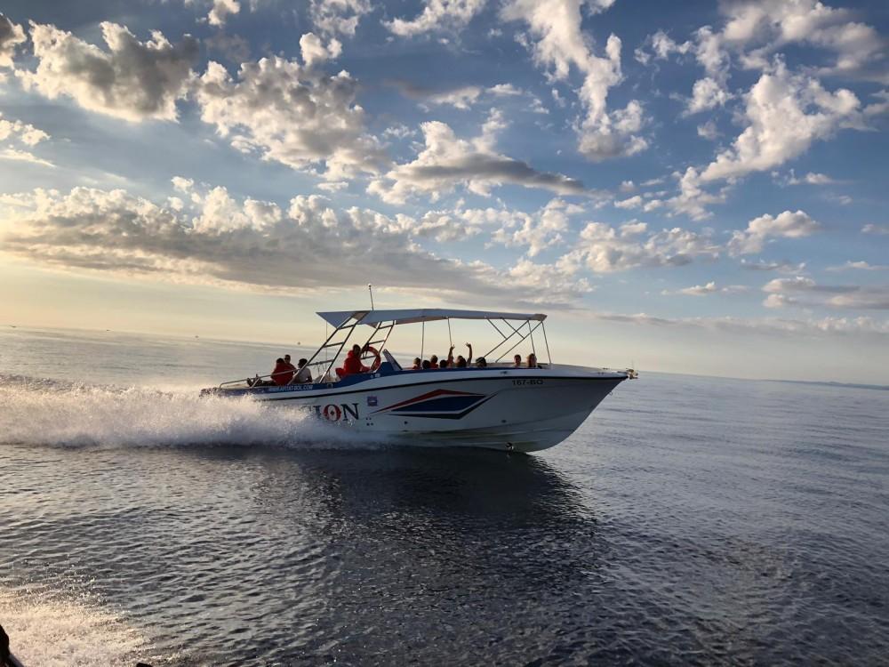 Rental yacht Bol - Mercan 36 excursions on SamBoat