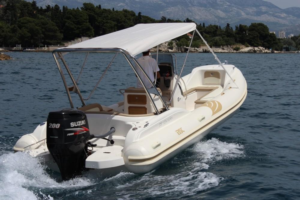 Boat rental Bsc 73 Ocean Charter in Bol on Samboat
