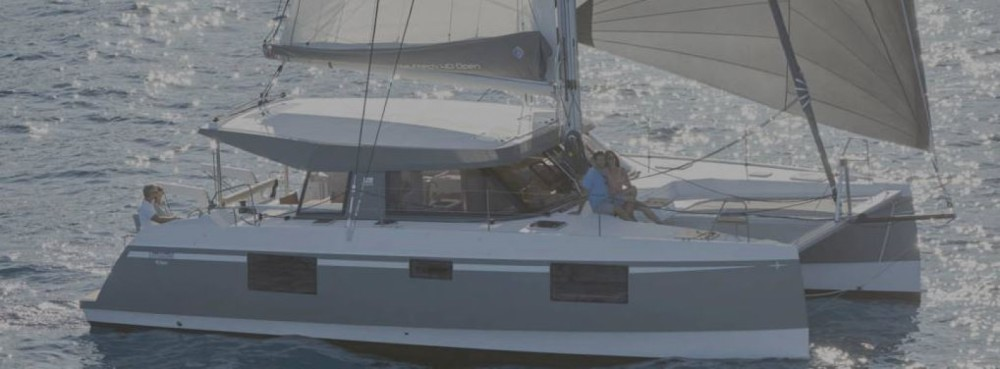 Boat rental Nautitech Nautitech Open 40 in Porto-Vecchio on Samboat