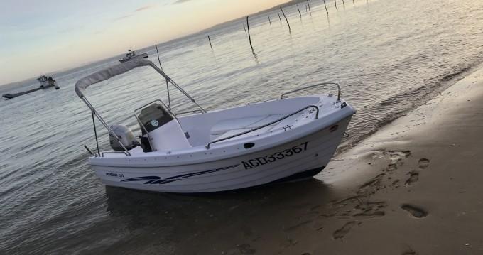 Rental yacht Lège-Cap-Ferret - Poseidon 510 T on SamBoat
