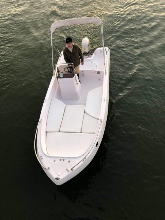 Poseidon 510 T between personal and professional Lège-Cap-Ferret