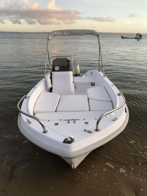 Boat rental Lège-Cap-Ferret cheap 510 T