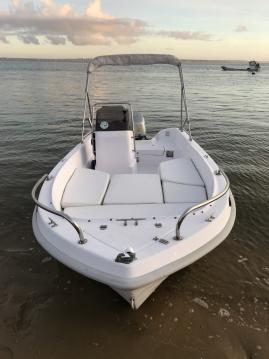 Boat rental Poseidon 510 T in Lège-Cap-Ferret on Samboat
