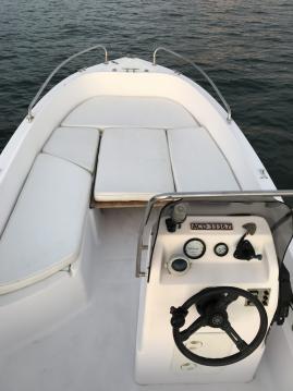 Rental Motorboat in Lège-Cap-Ferret - Poseidon 510 T