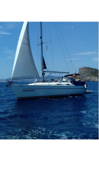 Hire Sailboat with or without skipper Bavaria Sant Antoni de Portmany