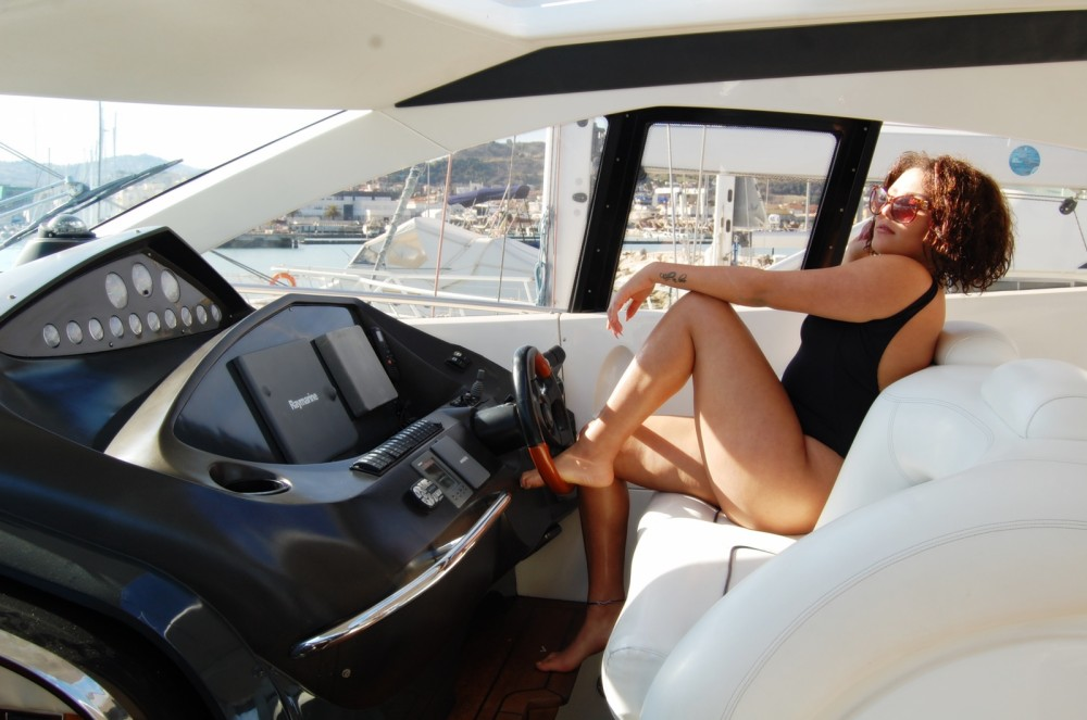 Hire Motor boat with or without skipper Sunseeker Terracina