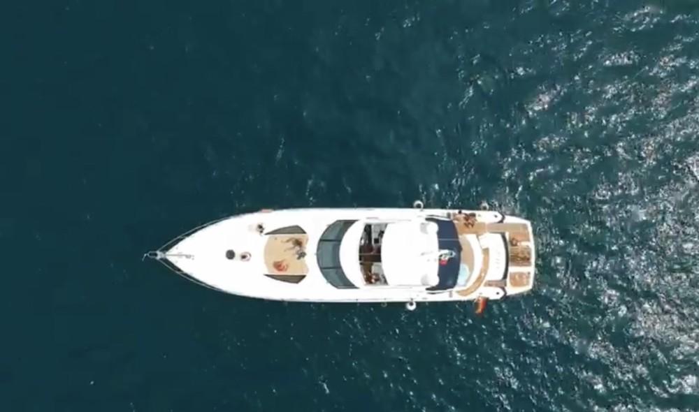 Rental Motor boat Sunseeker with a permit