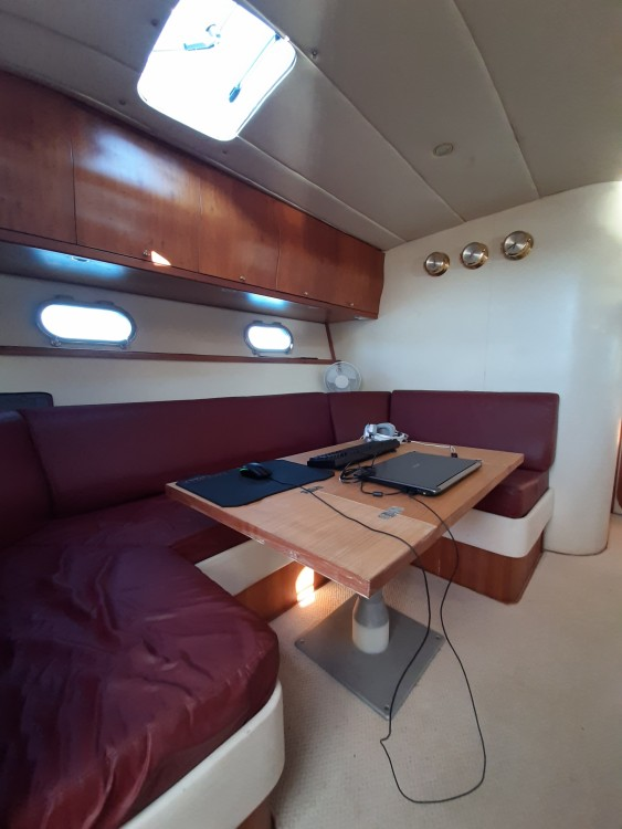 Hire Yacht with or without skipper Ferretti Venice