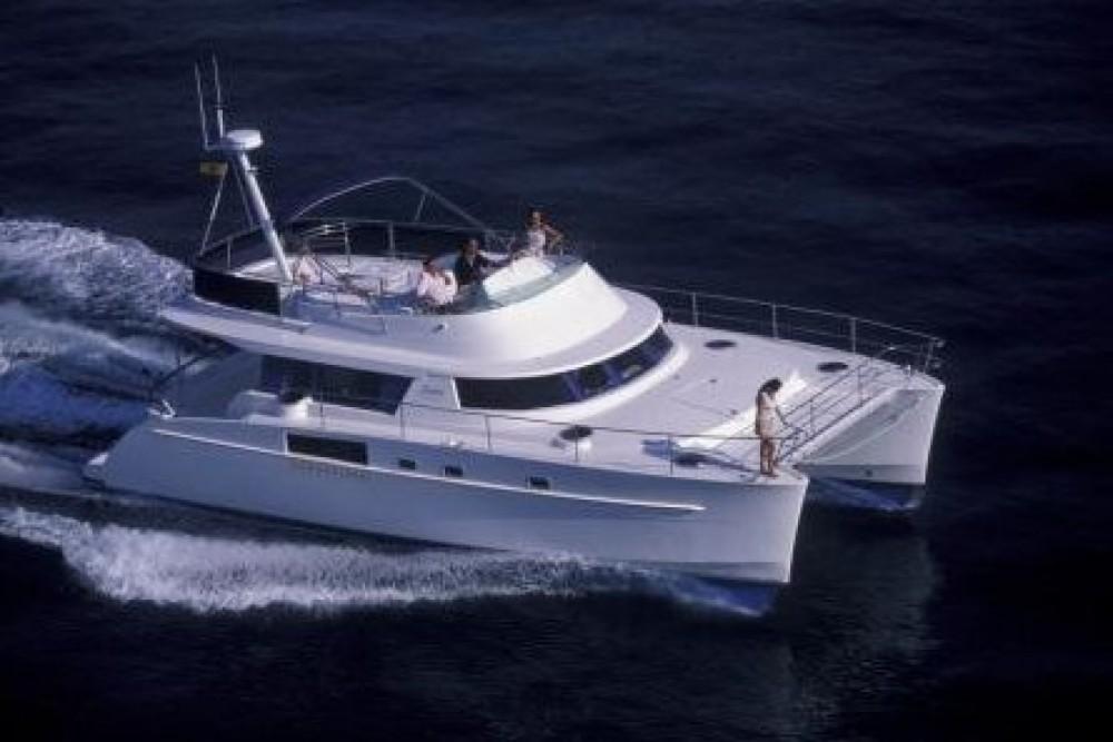 Rental yacht Valencia - Fountaine Pajot Cumberland 43 on SamBoat