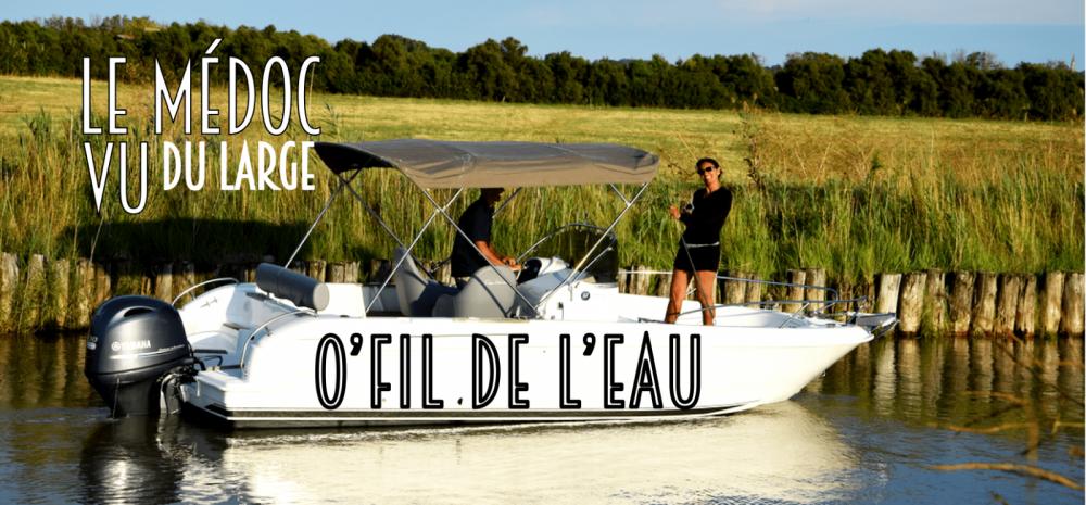 Boat rental B2 Marine Cap Ferret 650 Open Sun Deck in Jau-Dignac-et-Loirac on Samboat