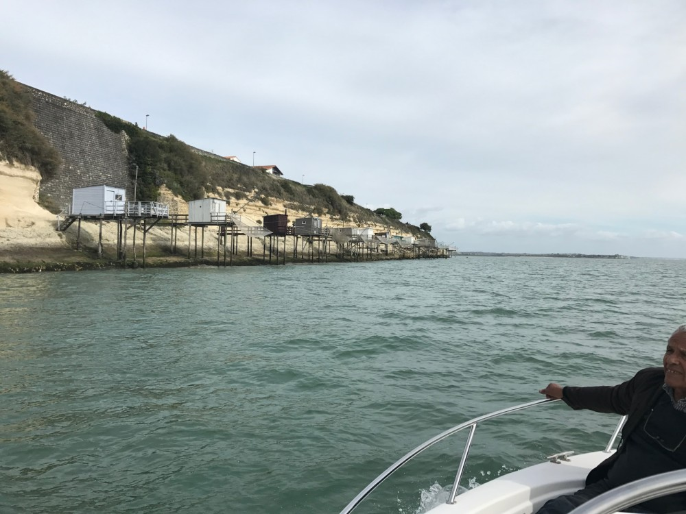 Hire Motor boat with or without skipper B2 Marine Jau-Dignac-et-Loirac