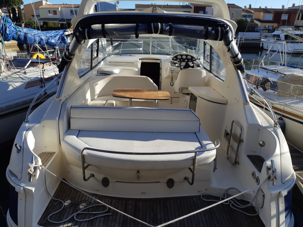 Bavaria BMB 33 Sport HT between personal and professional Agde
