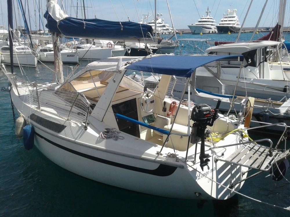 Rental yacht Antibes - Jeanneau Espace 800 on SamBoat