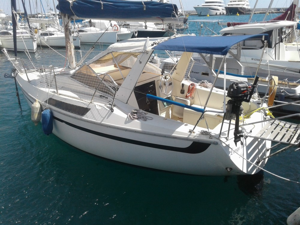Rental Sailboat in Antibes - Jeanneau Espace 800