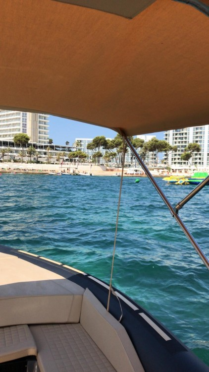 Boat rental Palma cheap Z HEVO LINE