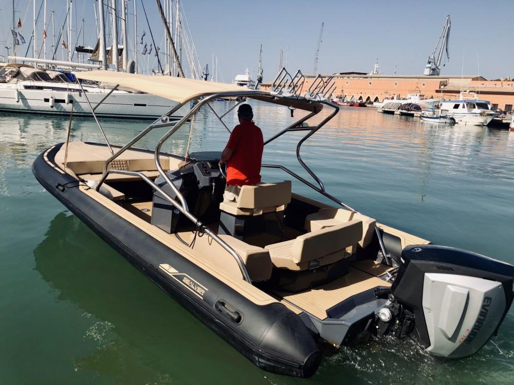 Boat rental Sealver Z HEVO LINE in Palma on Samboat