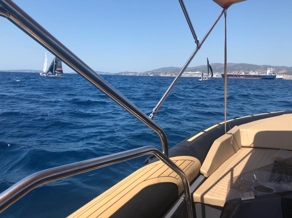 Rental RIB in Palma - Sealver Z HEVO LINE