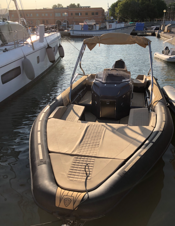 Rental yacht Palma - Sealver Z HEVO LINE on SamBoat