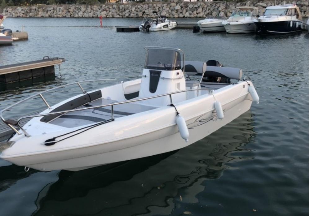 Rental yacht Marseille - Aquabat Sport Line 19 on SamBoat