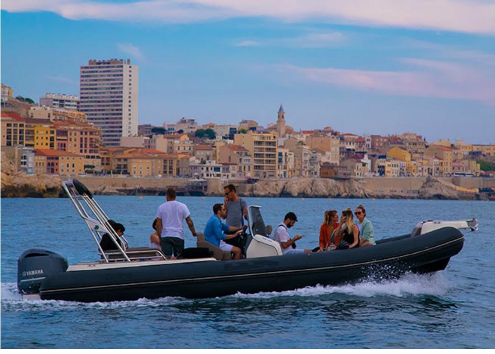 Rental yacht Marseille - Bsc 780 Luxe on SamBoat