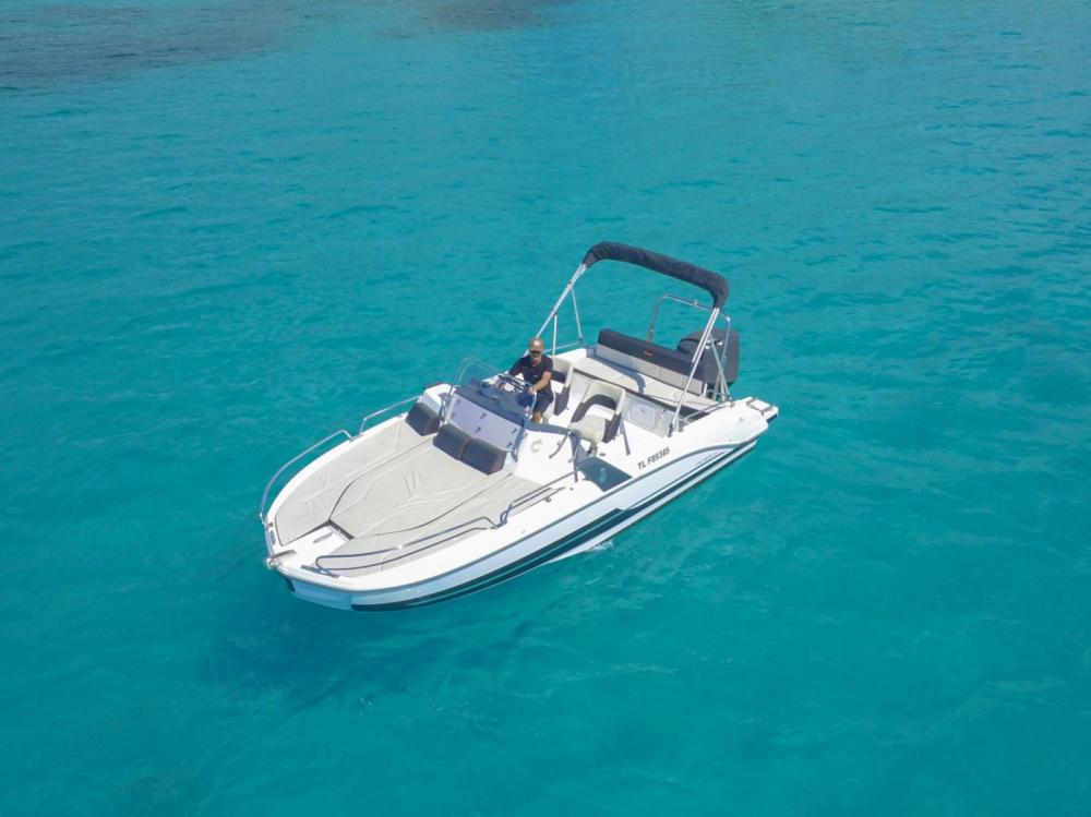 Boat rental Pointe-à-Pitre cheap Flyer 6.6 SUNdeck