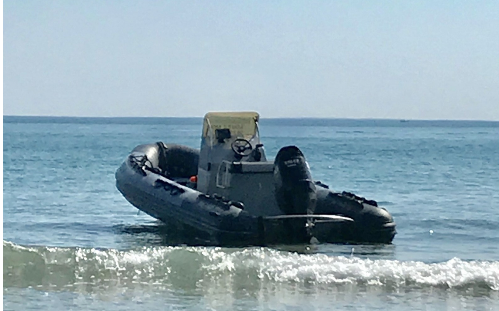 Hire RIB with or without skipper 3D Tender Pérols