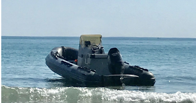 Rental RIB in Pérols - 3D Tender Patrol 6,50