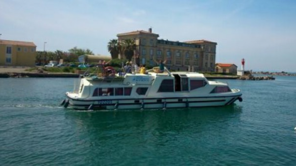 Boat rental Sète cheap Concorde