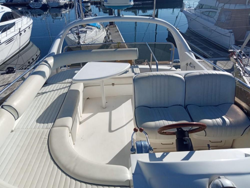 Rental Yacht in Sanxenxo - Princess 38