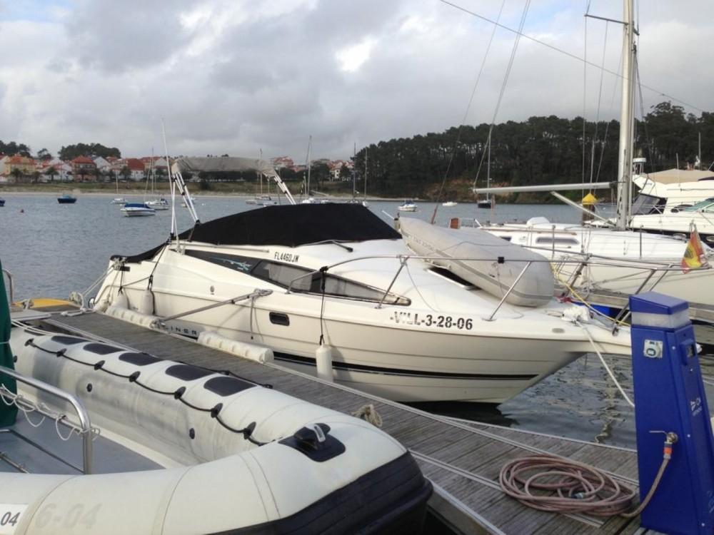 Rental yacht Sanxenxo - Bayliner Bayliner 2655 Sunbridge on SamBoat