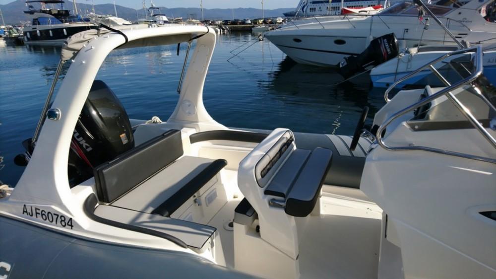 Rental RIB in Ajaccio - Lomac 790 IN