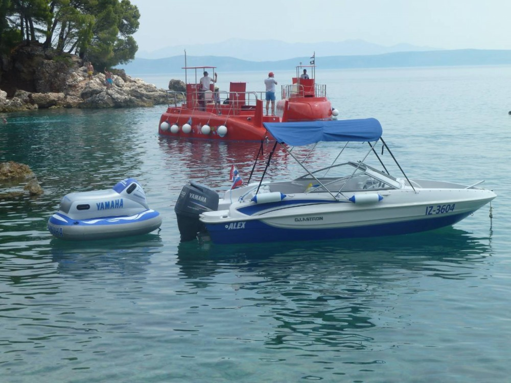 Boat rental Fažana cheap 170 sx