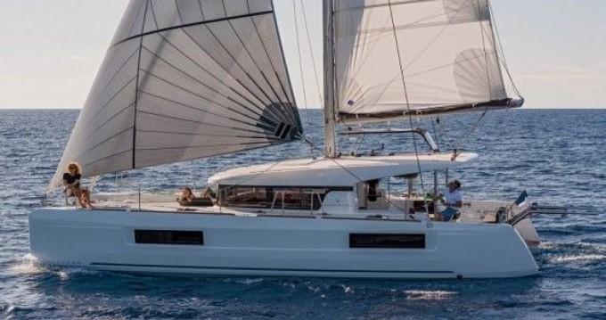 Rental yacht Palma - Lagoon Lagoon 400 on SamBoat