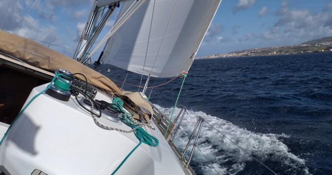 Rental yacht Badalona - Jeanneau Sun Odyssey 44i on SamBoat