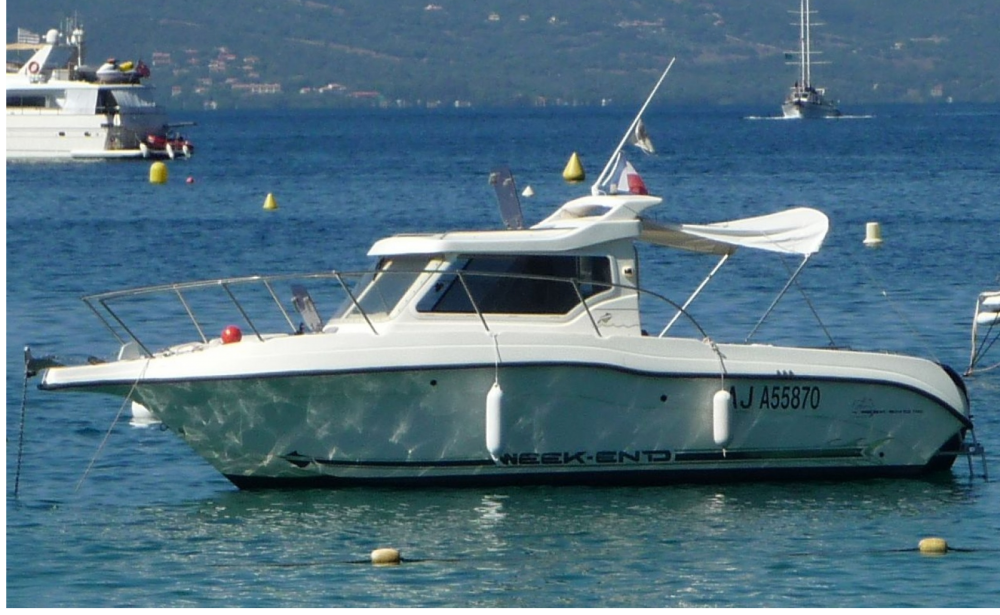Hire Motor boat with or without skipper Ultramar Propriano