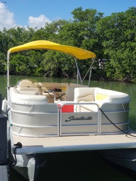 Hire Motorboat with or without skipper Sweerwater City of Sunny Isles Beach