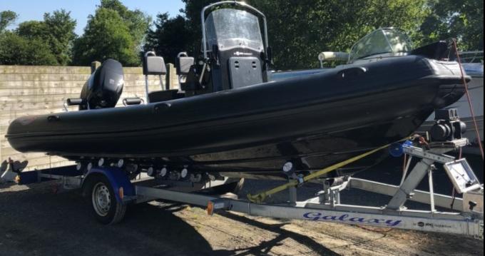 Boat rental Searib's 620 in Port-en-Bessin-Huppain on Samboat
