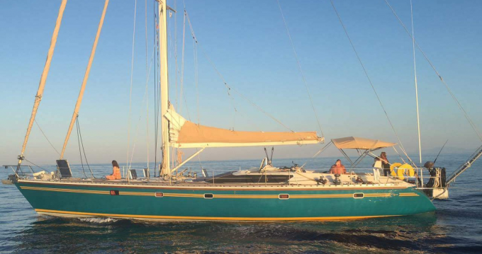 Rental Sailboat in Ermoúpolis - Dynamique Dynamique 62
