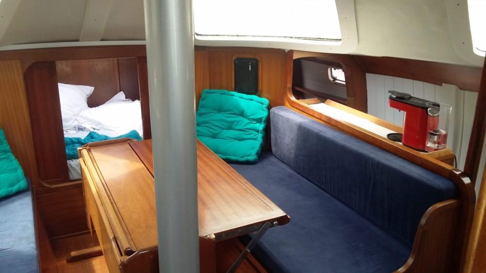 Hire Catamaran with or without skipper Mattia cecco Ajaccio