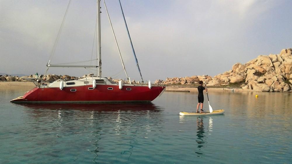 Boat rental Mattia cecco Mattia 39 in Ajaccio on Samboat