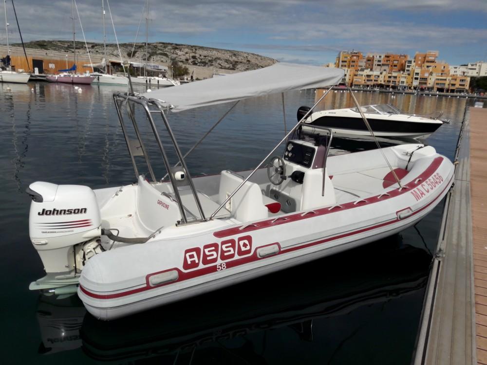 Rental yacht Marseille - Asso 58 on SamBoat