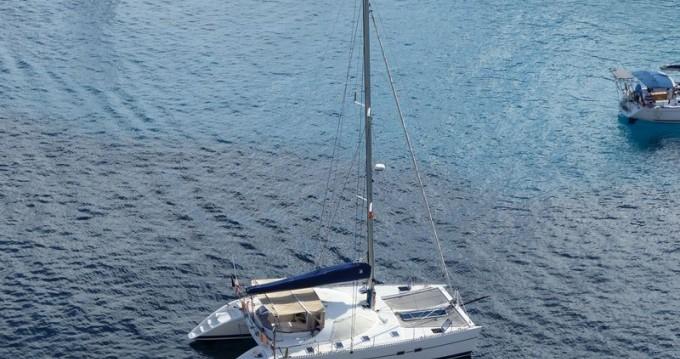 Rental yacht Pointe-à-Pitre - Lagoon Lagoon 42 on SamBoat
