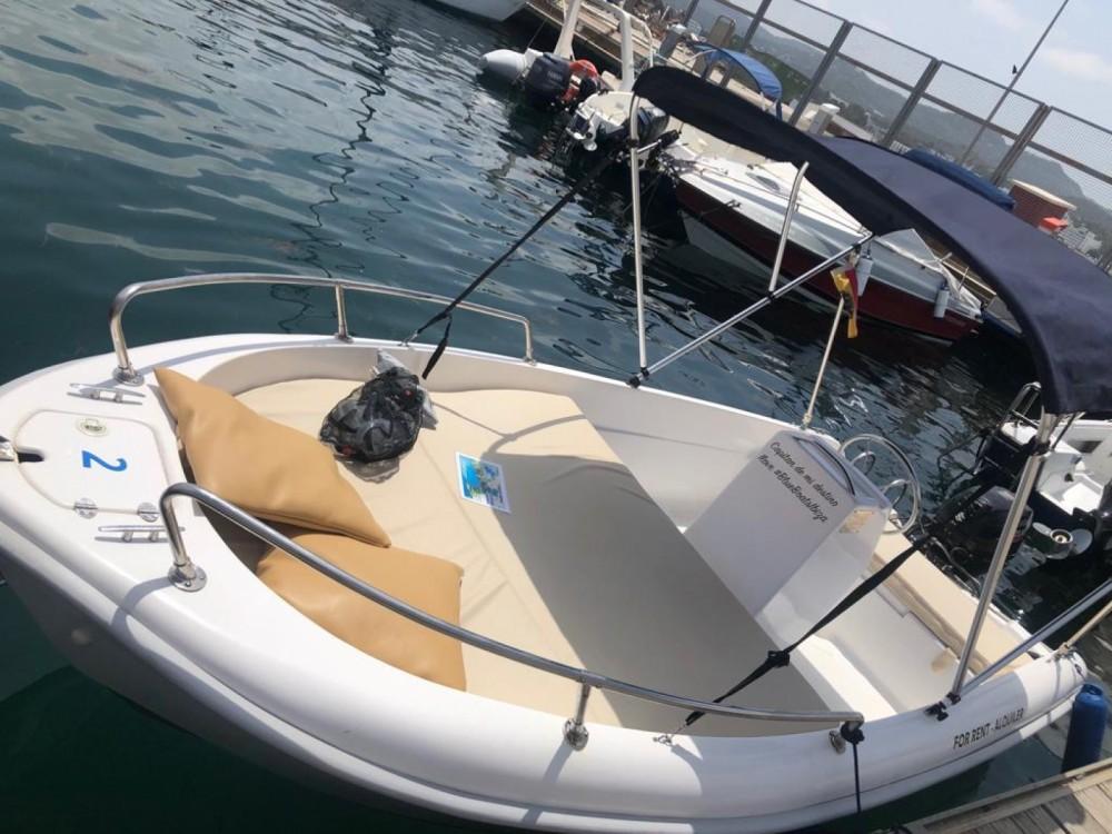 Boat rental Sant Antoni de Portmany cheap 400