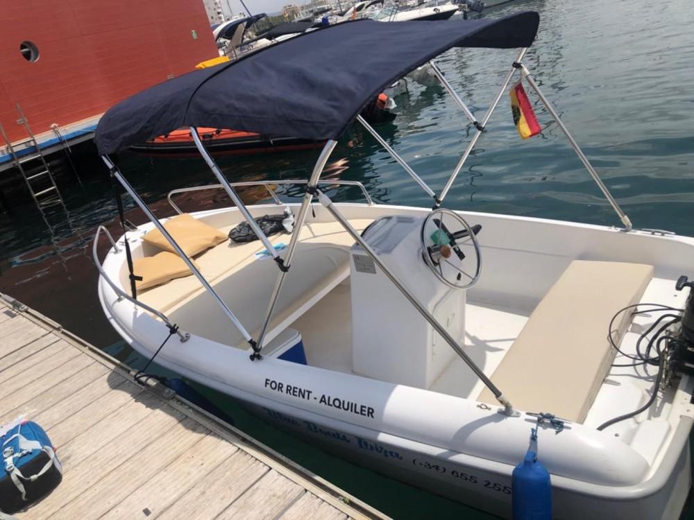 Rental Motor boat in Sant Antoni de Portmany - Estable 400