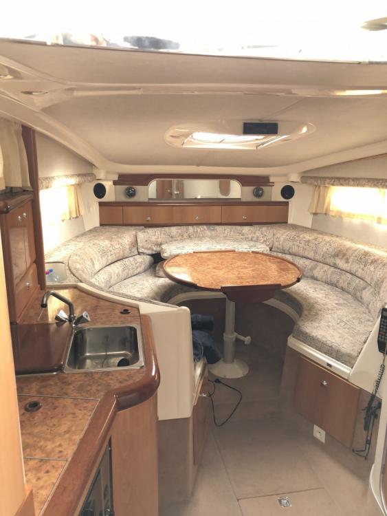 Rental yacht La Rochelle - Sealine Ambassador 310 on SamBoat