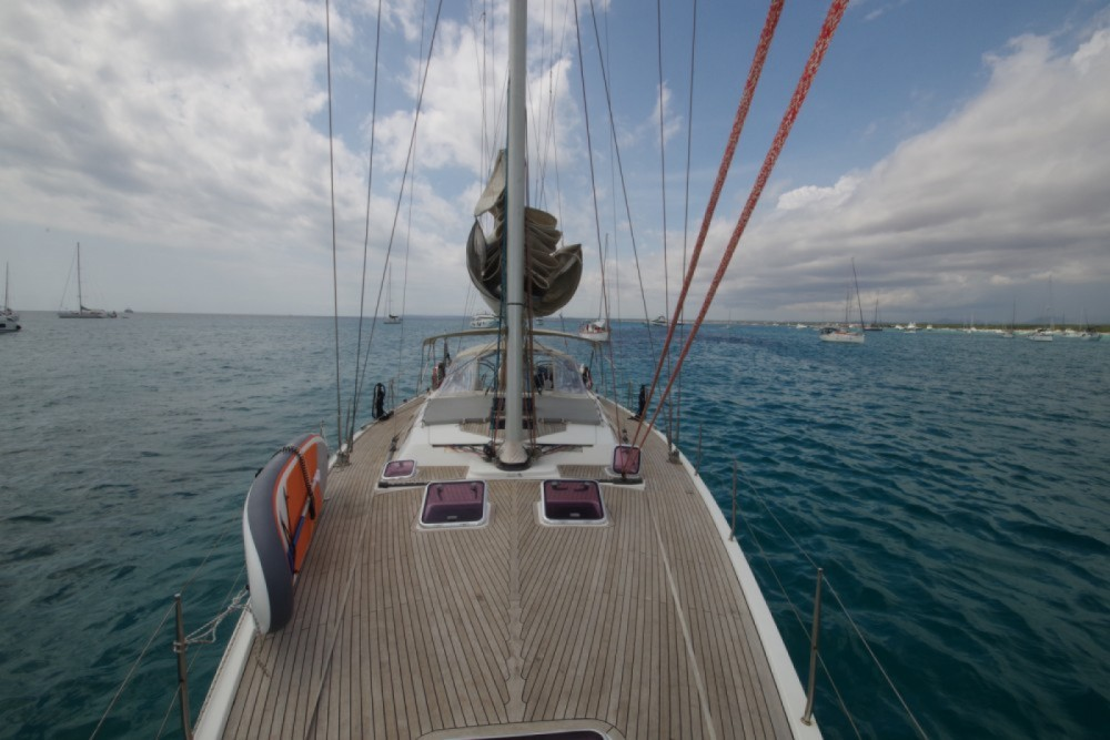Hire Sailboat with or without skipper Hanse Marsala