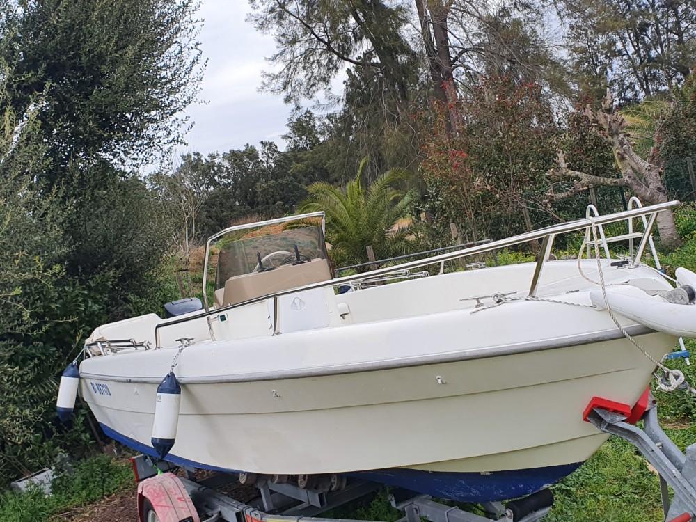Rental Motor boat in Saint-Florent - Key-Largo 16