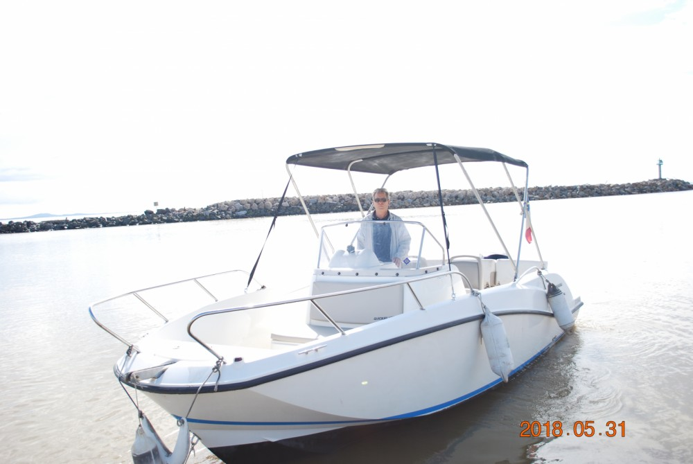 Quicksilver Activ 675 Open between personal and professional Valras-Plage