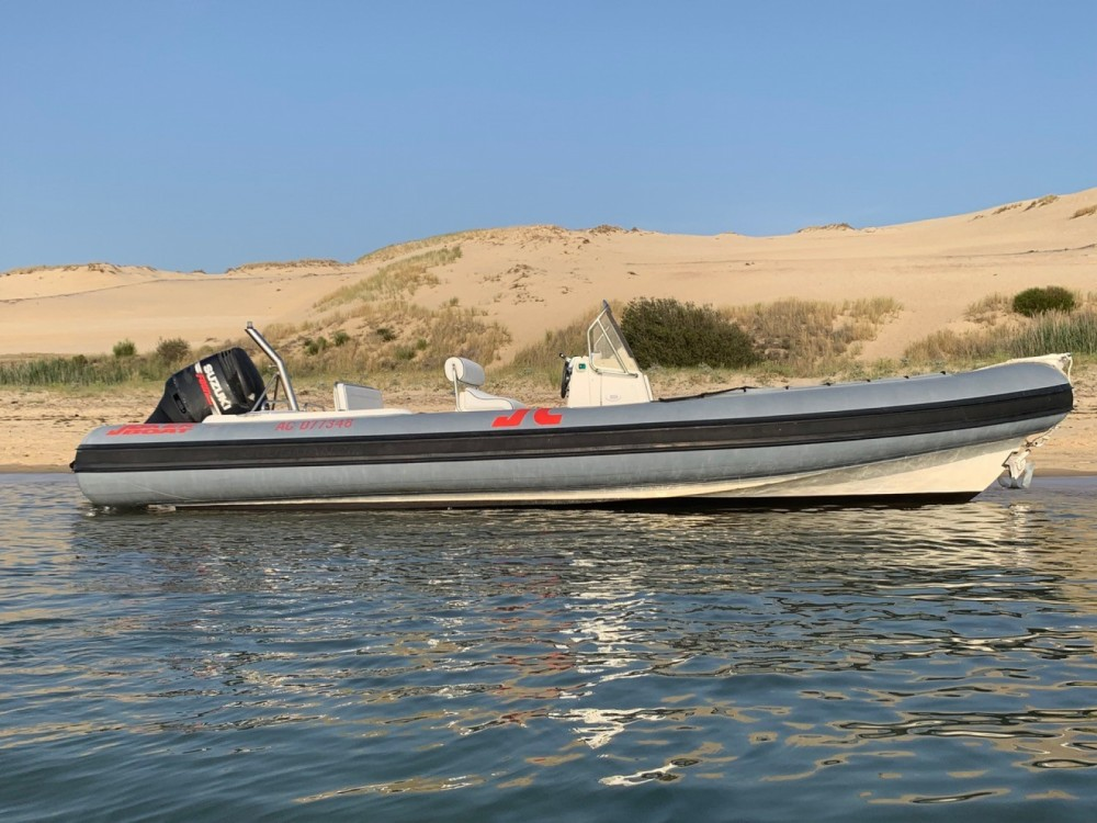 RIB for rent Lège-Cap-Ferret at the best price