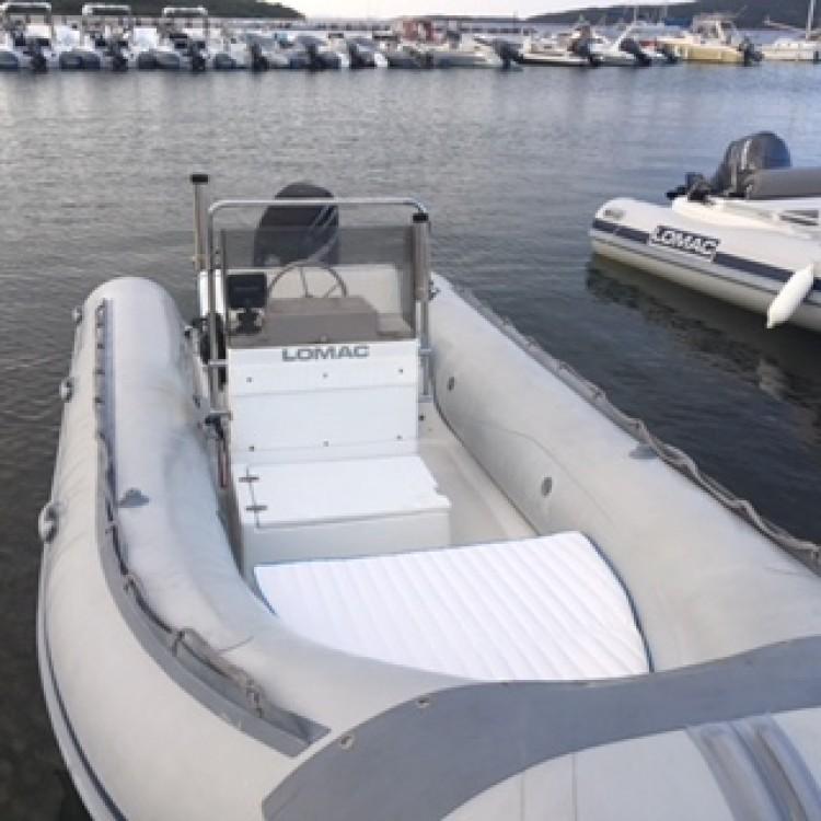 Boat rental Porto Pozzo / Lu Puzzu cheap 510